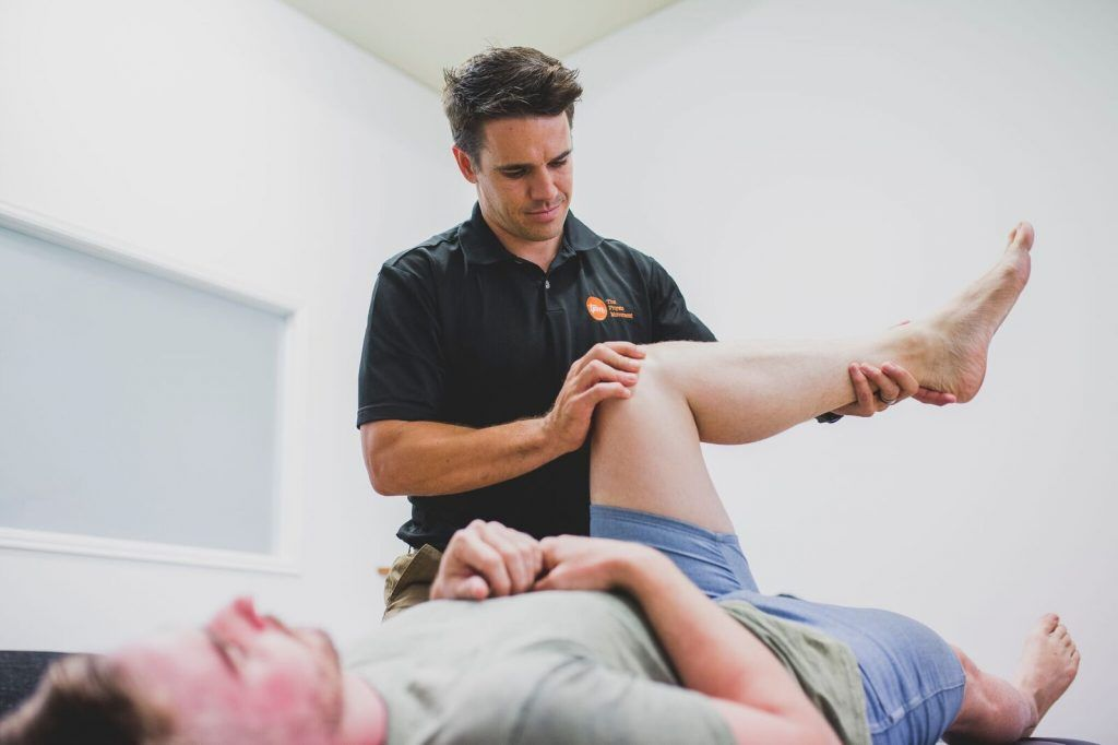 Knee Physiotherapist Townsville | TPM Physiotherapy Townsville